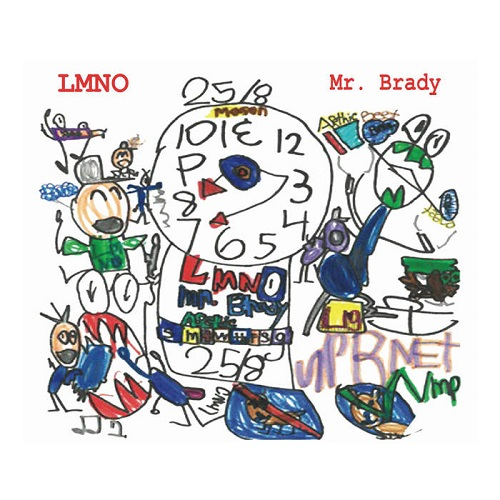 LMNO & Mr. Brady – 25/8
