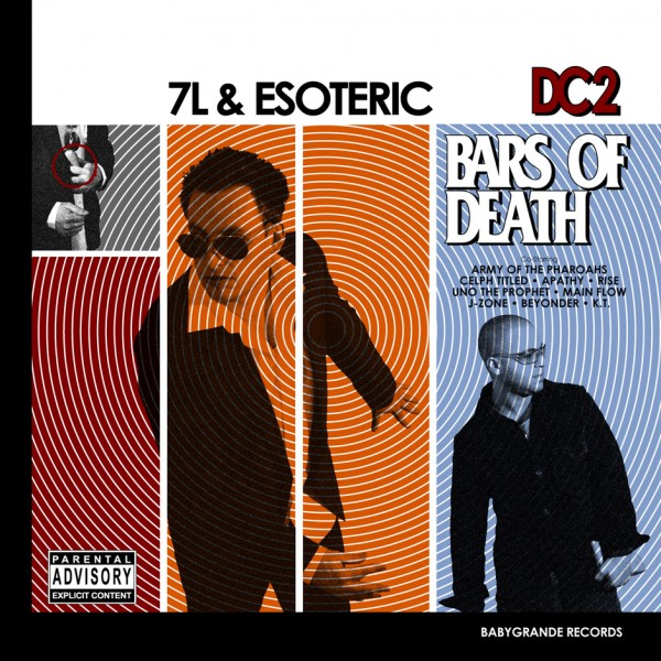 7L & Esoteric – DC2: Bars Of Death