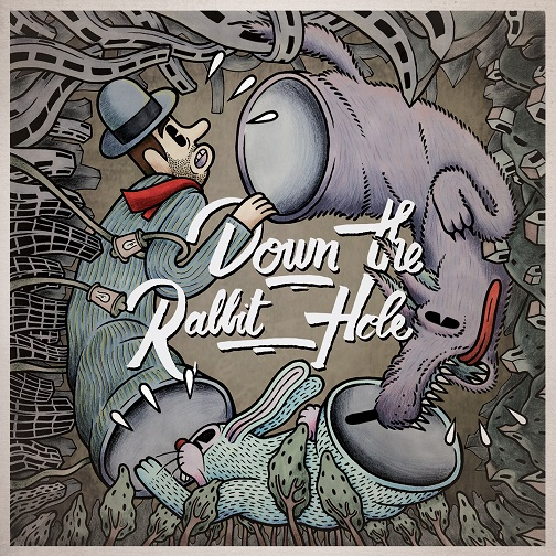 Down The Rabbit Hole feat. Willie Peyote – Gotham City