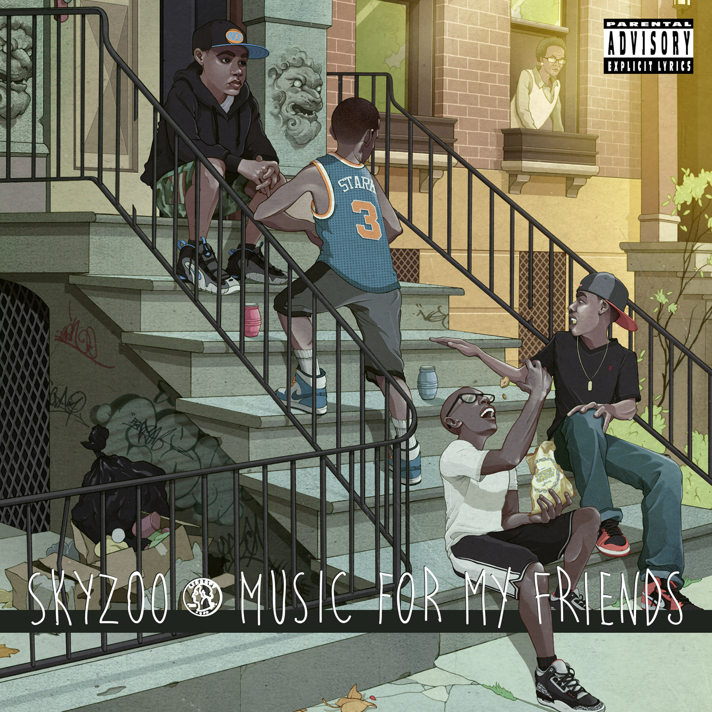 Skyzoo – Music For My Friends