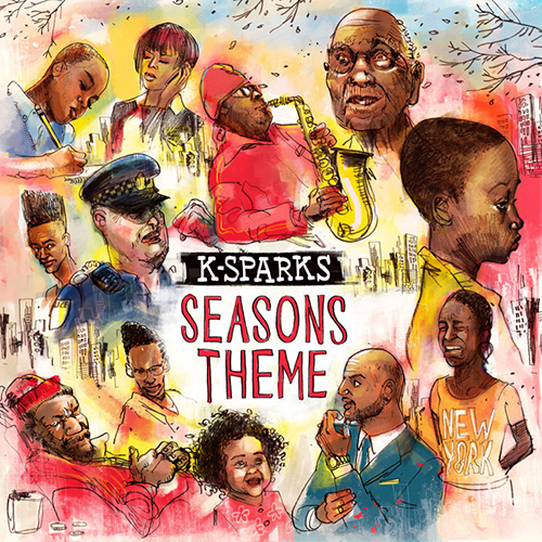 K-Sparks – Seasons Theme