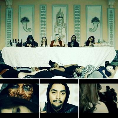 La Blonde feat. Salem Addams e Alex Antonov – Horror gamez