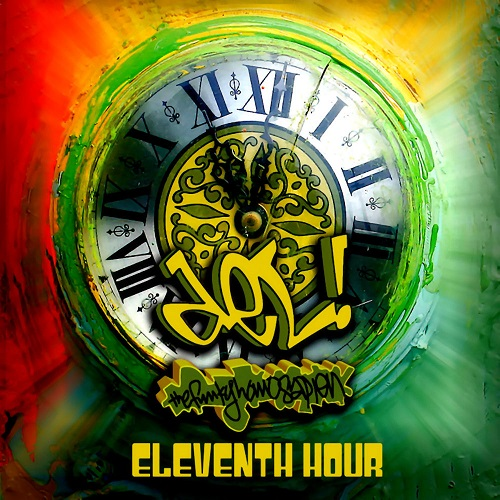 Del The Funky Homosapien – Eleventh Hour