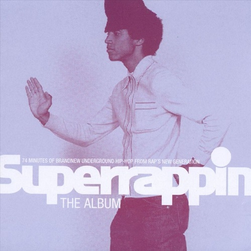 AA.VV. – Superrappin The Album