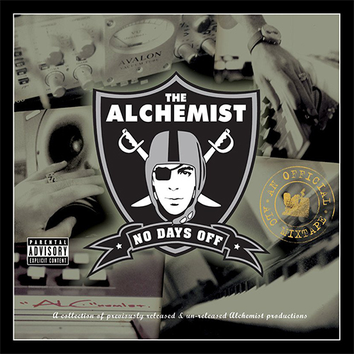 The Alchemist – No Days Off