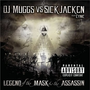 Dj Muggs VS Sick Jacken feat. Cynic – Legend Of The Mask & The Assassin