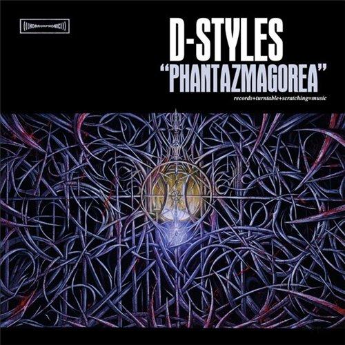 "Aldebaran Records pubblica in vinile ""Phantazmagorea"" di D-Styles"