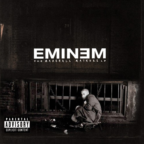 Eminem – The Marshall Mathers LP
