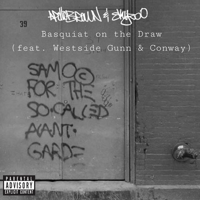 Apollo Brown & Skyzoo feat. Westside Gunn and Conway – Basquiat On The Draw