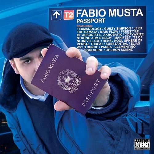 Fabio Musta – Passport