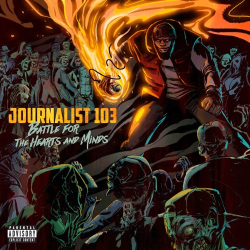 Journalist 103 – Battle For The Hearts And Minds (prossima uscita)