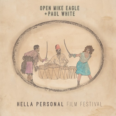 Open Mike Eagle + Paul White – Smiling (Quirky Race Doc)