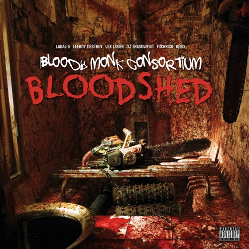 Bloody Monk Consortium – Bloodshed