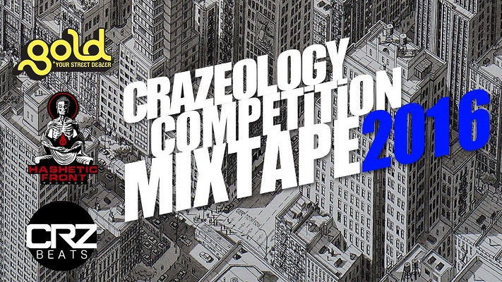 Crazeology competition 2016