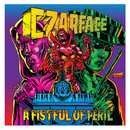 Czarface – A Fistful Of Peril (prossima uscita)