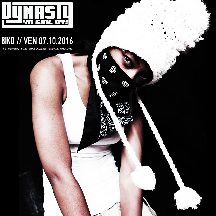 Dynasty live a Milano – 7 ottobre 2016