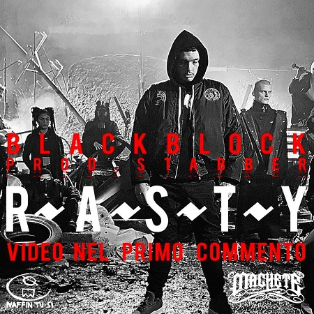 Rasty Kilo – Black block