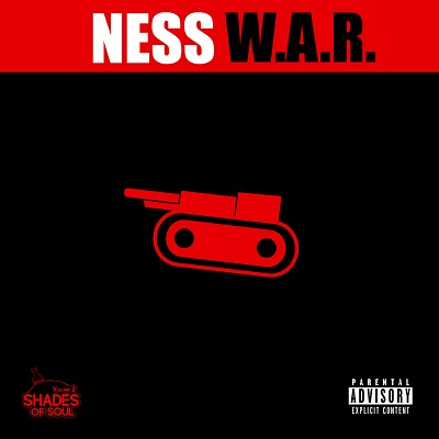 Ness – W.A.R. volume 2 (Shades of soul)