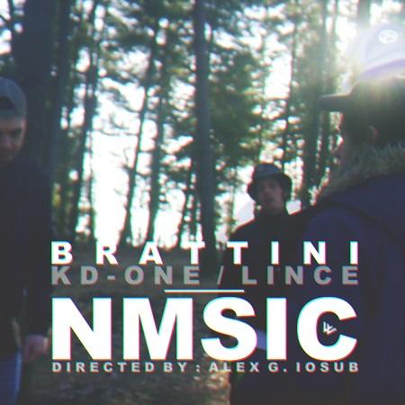 Brattini feat. Kd-One e Lince – NMSIC