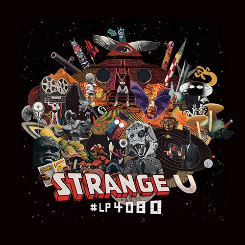 Strange U – #LP4080