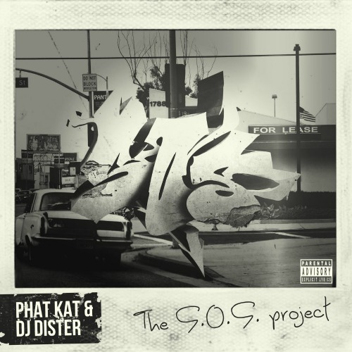 Phat Kat & Dj Dister – The S.O.S. Project
