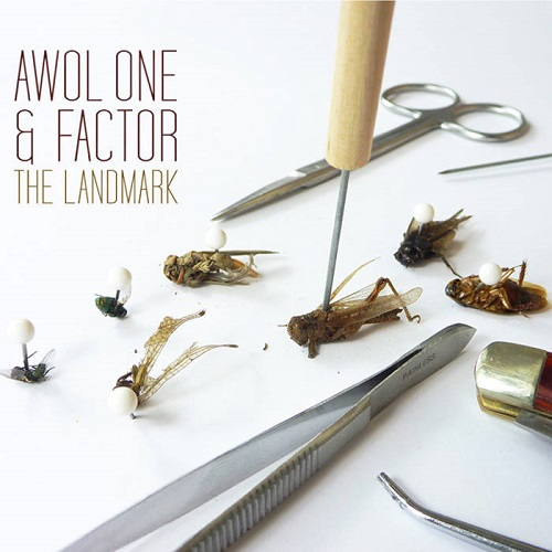 Awol One & Factor – The Landmark