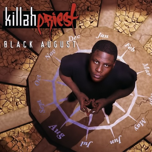 Killah Priest – Black August