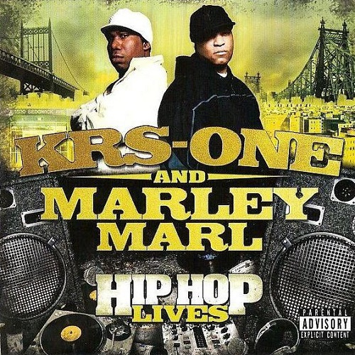 KRS-One and Marley Marl – Hip Hop Lives