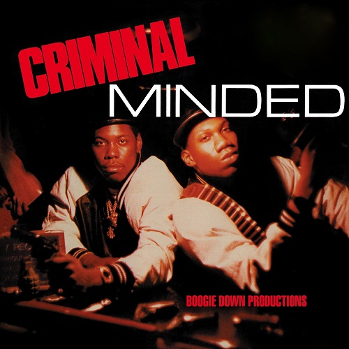 Boogie Down Productions – Criminal Minded
