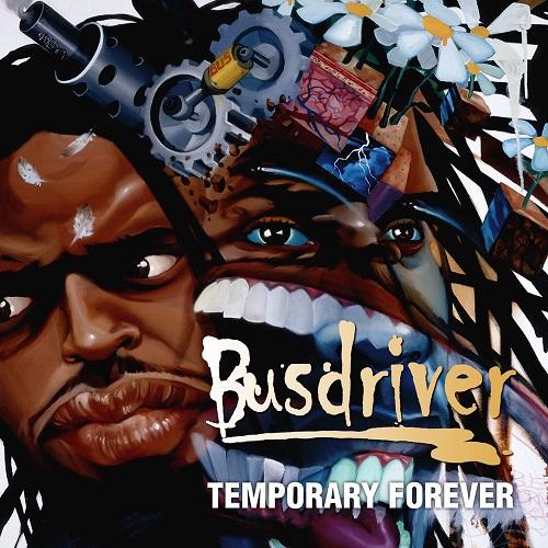 Busdriver – Temporary Forever