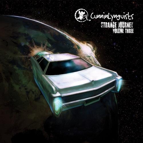 Cunninlynguists – Strange Journey Volume Three