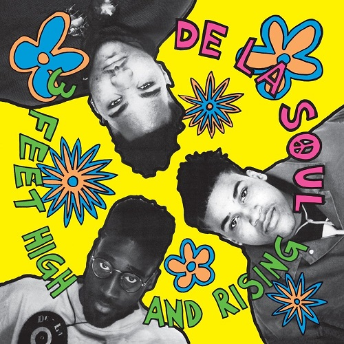 De La Soul – 3 Feet High And Rising
