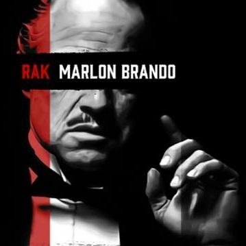 Rak – Marlon Brando