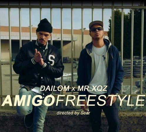 Mr. Dailom – Amigo freestyle