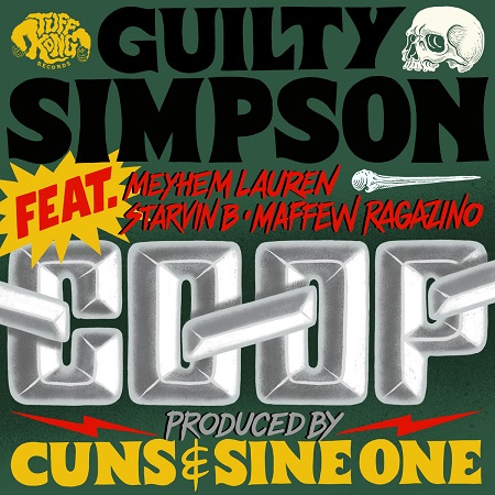 Guilty Simpson feat. Meyhem Lauren, Starvin B and Maffew Ragazino – CO-OP