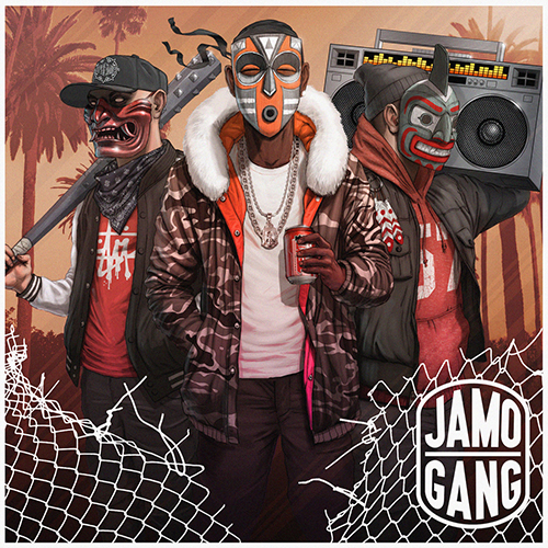 Jamo Gang – Welcome To The Golden Era
