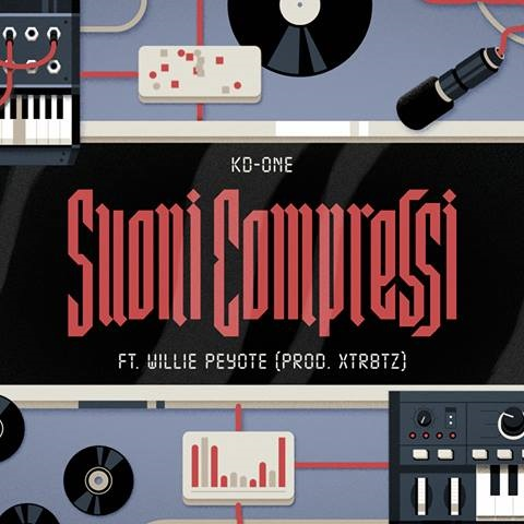 KD-One feat. Willie Peyote – Suoni compressi