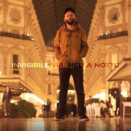 Invisibile – Via, nella notte