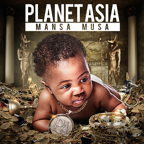 Planet Asia – Mansa Musa
