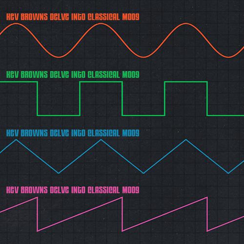 "Kev Brown pubblica ""Delve Into Classical Moog"""