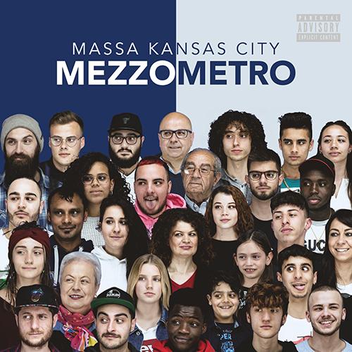 """""""Massa Kansas city"""" e' il primo disco di Mezzometro"""