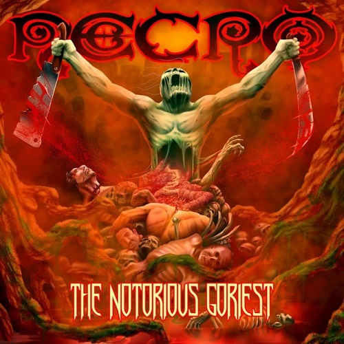 "Necro pubblica ""The Notorious Goriest"""