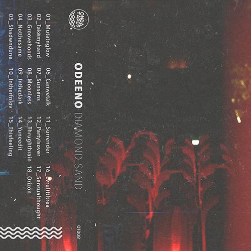 """""""Diamond send"""" e' il nuovo album di Odeeno"""