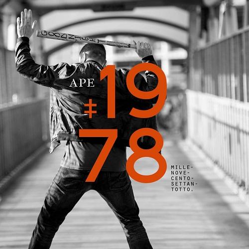"""""""1978"""" e' il nuovo EP di Ape"""