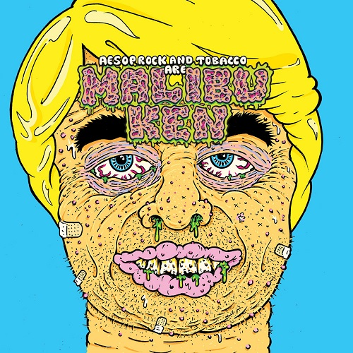 Aesop Rock and TOBACCO – Malibu Ken