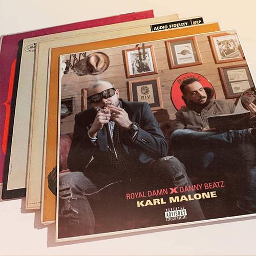 """""""Karl Malone"""" e' il nuovo singolo di Royal Damn e Danny Beatz"""