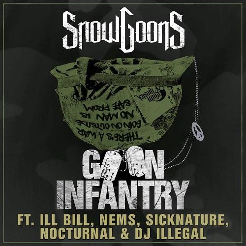 """""""Goon Infantry"""" e' il nuovo video degli Snowgoons con Ill Bill, Nems e Nocturnal"""