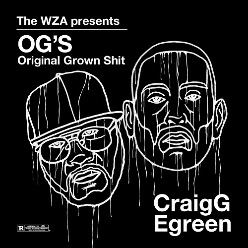 "Egreen e Craig G collaborano in ""Original Grown Shit"""