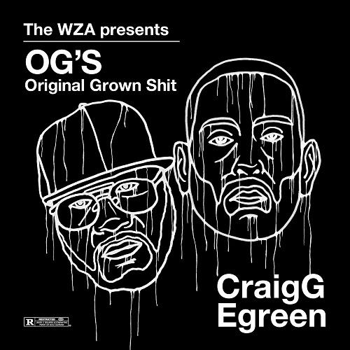 "Egreen e Craig G collaborano in ""Original Grown Shit"""
