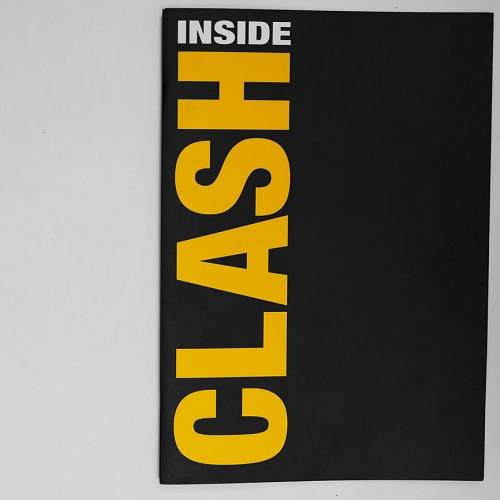 """Inside Clash"" e' il making dell'utimo disco di Ensi"